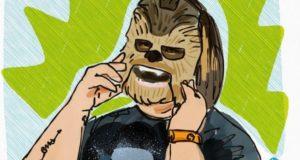 Mama Chewbacca