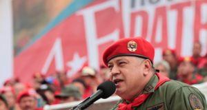 Diosdado amenaza parlamento