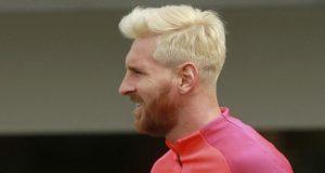 Look Lionel Messi