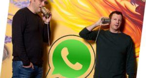 creadores de whatsapp